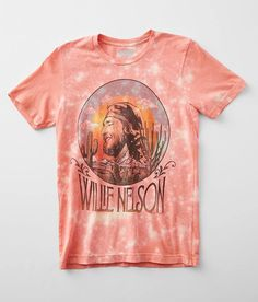 Band Shirts, Tee Shirts, Willie Nelson T Shirts, Cool Shirts, Funny Shirts, Concert Tees, Western Outfits, Graphic Tees, T Shirts For Women