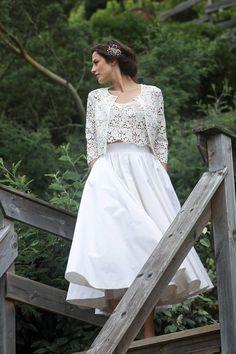 Bianca - Collection 2016 - Marie Laporte - marie-laporte.fr #Wedding #marielaporte #collection2016 #paris #mariage #creatrice #robes #mariee #dress
