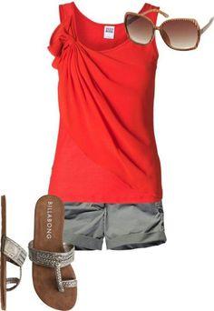 É sua preferida ?   Invista em itens de Qualidade  http://imaginariodamulher.com.br/look/?go=1PywM1l