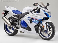 #‎Suzuki‬ Unveils 2014 GSX-R SE   As part of its 50th anniversary celebration in the United States at Indianapolis Motor Speedway, Suzuki unveiled a limited edition GSX-R1000: the 2014 GSX-R1000 Special Edition. There will only be 100 of these machines produced world-wide.