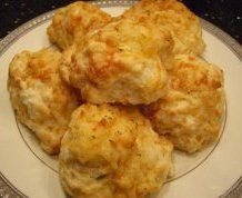 Red Lobster cheddar biscuits... They look like heaven in a biscuit! Plus, this site has a bunch of other restaurant recipes...