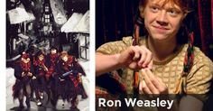 Ron+Weasley+|+Who+Is+Your+Hogwarts+Boyfriend?+(short+story+included)