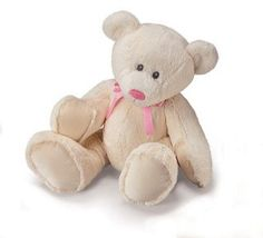 "12"" Cream Bear with Pink Ribbon Russ http://www.amazon.com/dp/B0039MHCF2/ref=cm_sw_r_pi_dp_xcPeub0K552TQ"