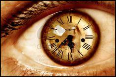 Eye of Time -II- by YourSweetAgony.deviantart.com