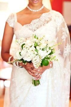 #Indian #Christian #bride