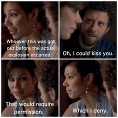 Season 2, Episode 6: The Girl in Suite 2106.