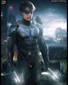 Batman Comic Wallpaper, Batman Comic Art, Comic Book Superheroes, Batman Robin, Gotham Batman, Dc Comics Film, Dc Comics Heroes, Dc Comics Characters, Titans Tv Series