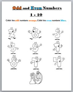 Even Steven and Odd Todd is a fun math book for students in This easy to read story makes learning math concepts easy, i. Kindergarten Math Worksheets, School Worksheets, Teaching Math, Maths, Fun Math, Math Literature, Math Books, Classroom Freebies, Math Classroom