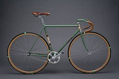 Grass Track Racer by Townsend Cycles