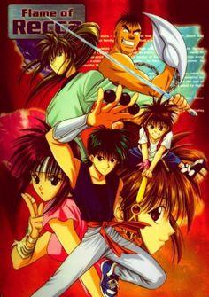 "Discotek Licenses ""Flame of Recca"" and ""Ceres, Celestial Legend"" Anime I Love Anime, Me Me Me Anime, Ceres Celestial Legend, Flame Of Recca, Hiromu Arakawa, Rurouni Kenshin, Manga, Old And New, Art Drawings"