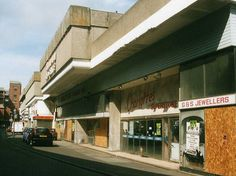 Tricorn Shopping Centre, Portsmouth (2002) It took its name from the site's shape which from the air resembled a Tricorne hat.   world shopping center