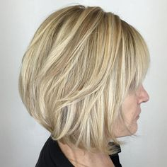 Bob Hairstyles Brilliant 60 Most Prominent Hairstyles For Women Over 40  Pinterest  Thicker