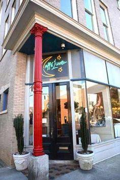 Caffe Luna Downtown Raleigh