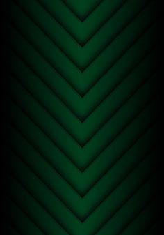 Abstract Dark Green Arrow Pattern Background.