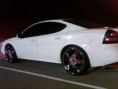 "white grand prix rims | 2004 Pontiac Grand Prix ""White Girl"" - lithonia, GA owned by shaunj81 ..."