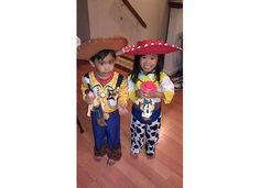Halloween Ideas for Twins and Triplets | Cow Boy & Cow Girl