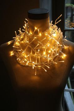 CLEAR PIN LIGHTS | discoverattic