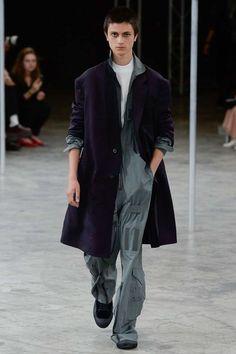 Lanvin Spring 2018 Menswear Fashion Show