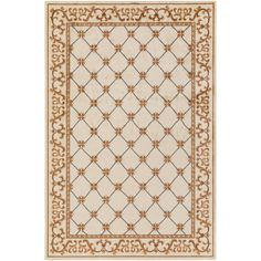 Artistic Weavers Madeline Alexis Ivory 8 ft. x 10 ft. Indoor Area Rug - MDL6173-810 - The Home Depot