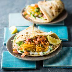 Chicken tikka naan foldovers   Recipes   Pick n Pay Online Shopping Keto Curry, Chicken Tikka, Keto Chicken, Naan, Online Shopping, Sandwiches, Ethnic Recipes, Food, Life
