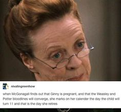 I don't usually bother with these lists, but this is the best I've seen in a while. --- 23 Things That Definitely Happened In The Harry Potter Universe