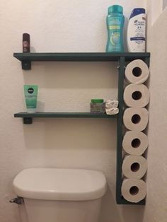 Small Bathroom Storage, Diy Bathroom Decor, Bathroom Design Small, Bathroom Interior Design, Room Decor Bedroom, Small Bathrooms, Pallet Home Decor, Diy Home Decor, Home Room Design