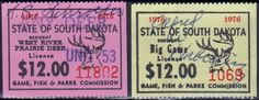 State of South Dakota. Game, Fish & Parks Commission, 1976.