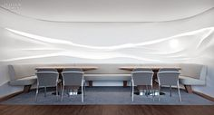 Rise and Shine: Bayerischer Hof's Breakfast Room by Jouin Manku | Projects | Interior Design