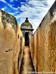 Fort San Cristóbal, Puerto Rico