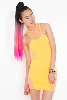 Nasty Gal x MINKPINK Amy Dress in Small