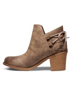 Dulce Heeled Ankle Boots 889351432377 | Roxy