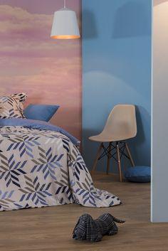 La colección 'A orillas del mar' acerca tu habitación a las ciudades y a los pueblos costeros.  Descúbrela en www.lamallorquina.com