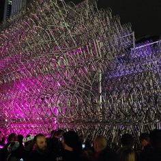 Forever Bicycles: Art Installation by Ai Weiwei | Inspiration Grid | Design Inspiration