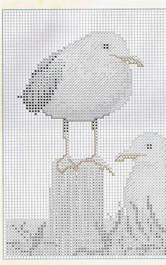seagull pair I