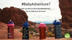 Where will your Pacific Baby Hot-Tot Bottle take you?