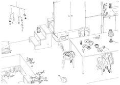 hideyuki nakayama DRAWING - Google Search Google Search, Architecture, Drawings, Design, Arquitetura, Sketches, Drawing, Architecture Design, Draw