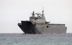 Spanish Navy Juan Carlos LHD
