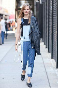 street style moda en la calle tendencias viernes casual | Galería de fotos 44 de 114 | VOGUE