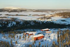 Silver Resort #SwedishLapland - http://www.nordicmarketing.de/silver-resort/