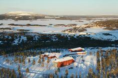 Silver Resort #SwedishLapland - http://www.nordicmarketing.de/silver-resort/
