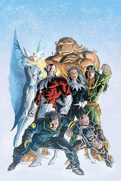 Alpha Flight.