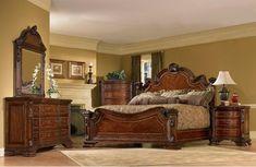Faszinierende Schlafzimmer Möbel Sets König | Mehr Auf Unserer Website |  Schlafzimmer Möbel Sets