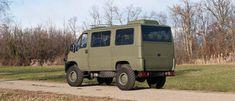 SMT50 minibus 4×4 | ARIS SpA