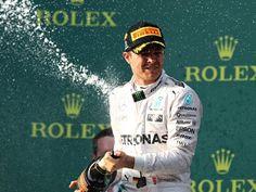 Result: Mercedes' Nico Rosberg dominates second practice at Bahrain Grand Prix