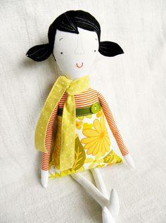Doll by KraKra. cute!