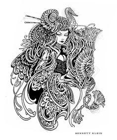 Artist...Bennett Klein