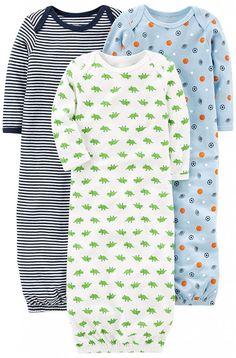 Short Sleeve Cotton Bodysuit for Baby Girls Boys Fashion Moose Silhouette On Canadian Flag Sleepwear