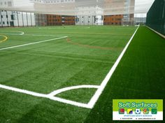 3G synthetic sports pitch surfacing