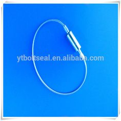 steel lock high security cable seal lock