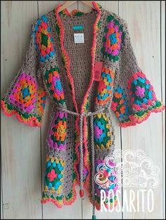 Crochet Cardigan, Crochet Scarves, Crochet Shawl, Knit Crochet, Crochet Skirts, Crochet Clothes, Crochet Designs, Crochet Patterns, Hippie Crochet